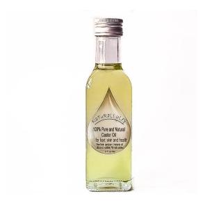 castor olie naturallyley