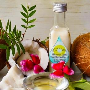 monoi oli coconut Naturallyley