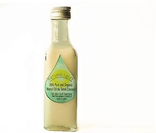 monoi olie naturallyley